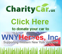 WNY HEROES, INC Charity Car Donation